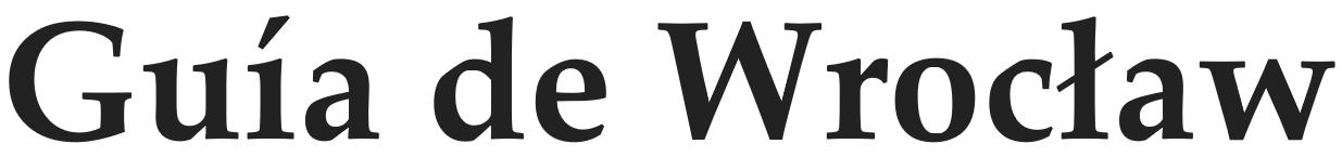 Guía de Wrocław